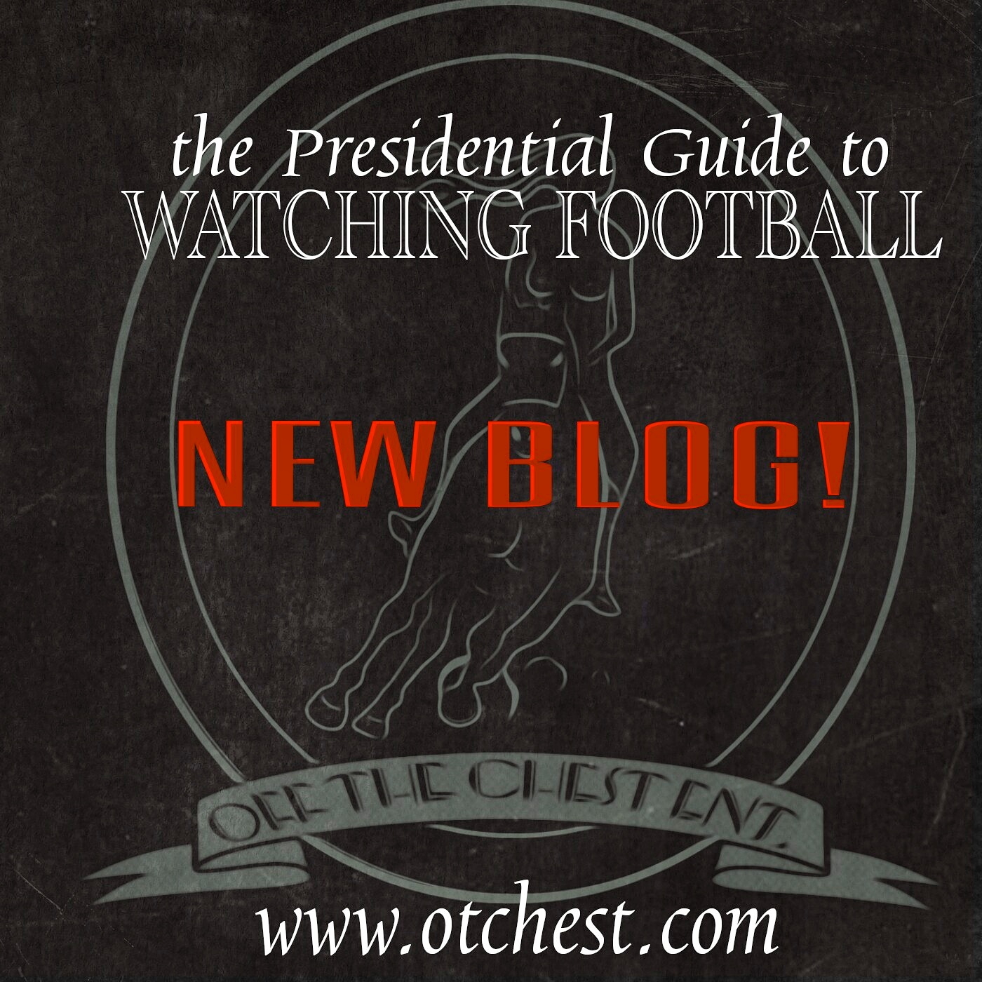 The Presidential Guide to……  Watching Football